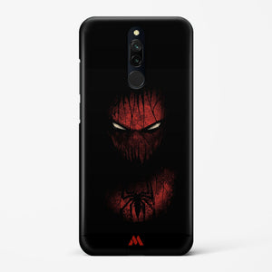 Spiderman in Noir Hard Case Phone Cover