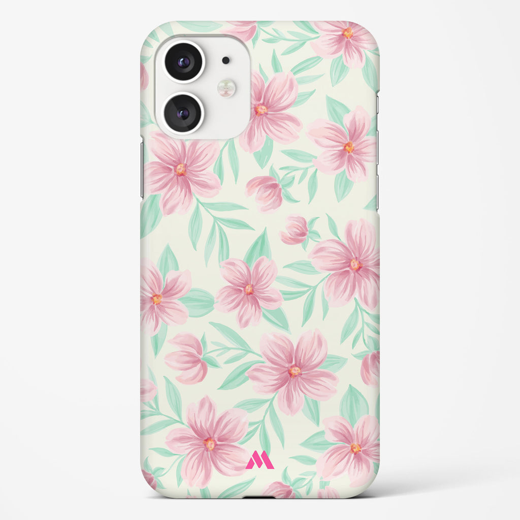 Midsummer Lilac Dream Hard Case Phone Cover