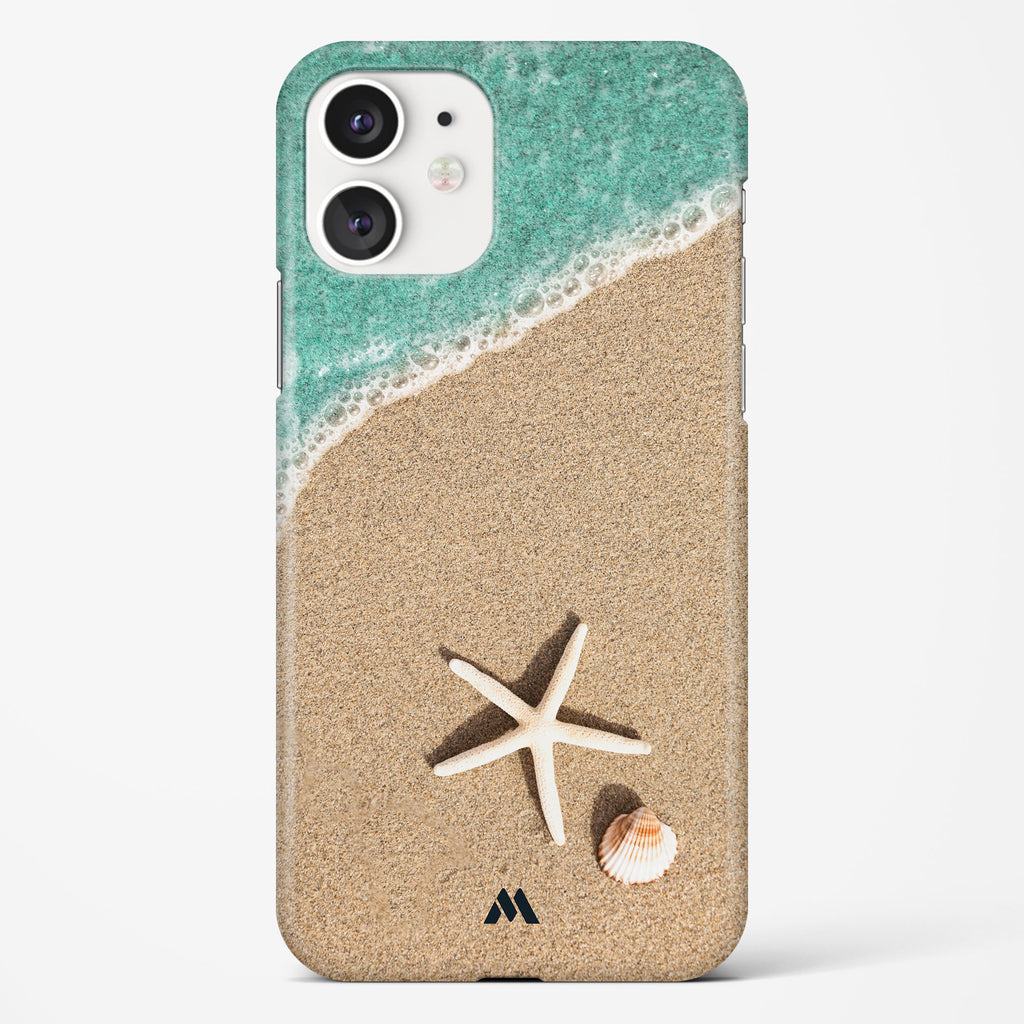 On Mediterranean Shores Hard Case Phone Cover