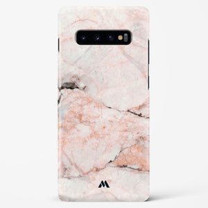 White Rose Marble Hard Case Phone Cover