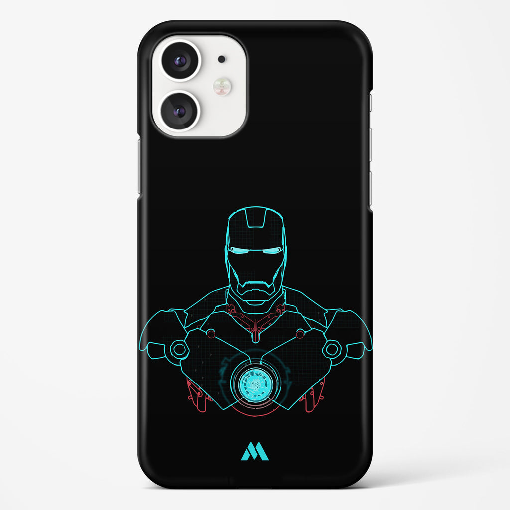 Ironman   Arc Reactor Hard Case Phone Cover