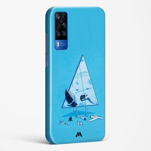 Bermuda Triangle Hard Case Phone Cover