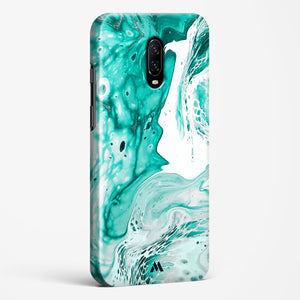Ocean Spray Marble Hard Case Phone Cover