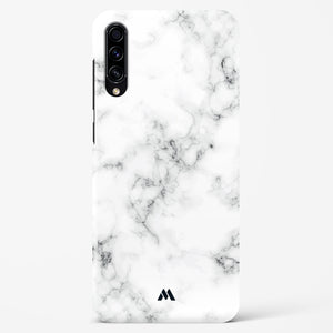 Bleached Bone Marble Hard Case Phone Cover