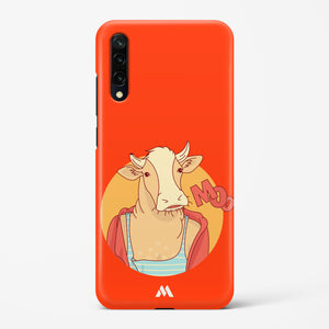 Farmhand Cow Hard Case Phone Cover