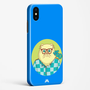 Mewling Kitty Hard Case Phone Cover
