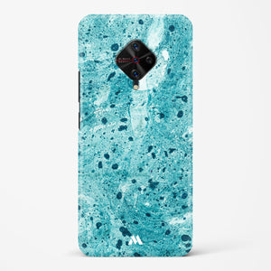 Green Jade Marble Hard Case Phone Cover