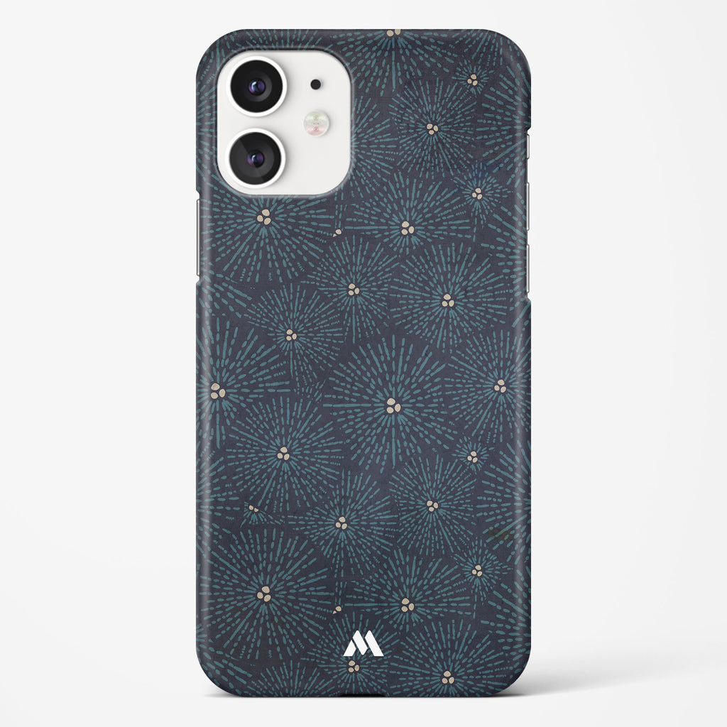 Fireworks in the Night Sky Hard Case Phone Cover