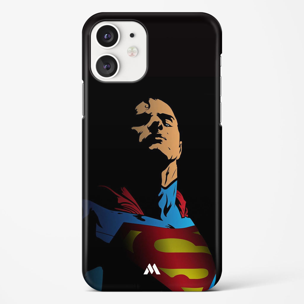 Superman Tale of Solitude Hard Case Phone Cover