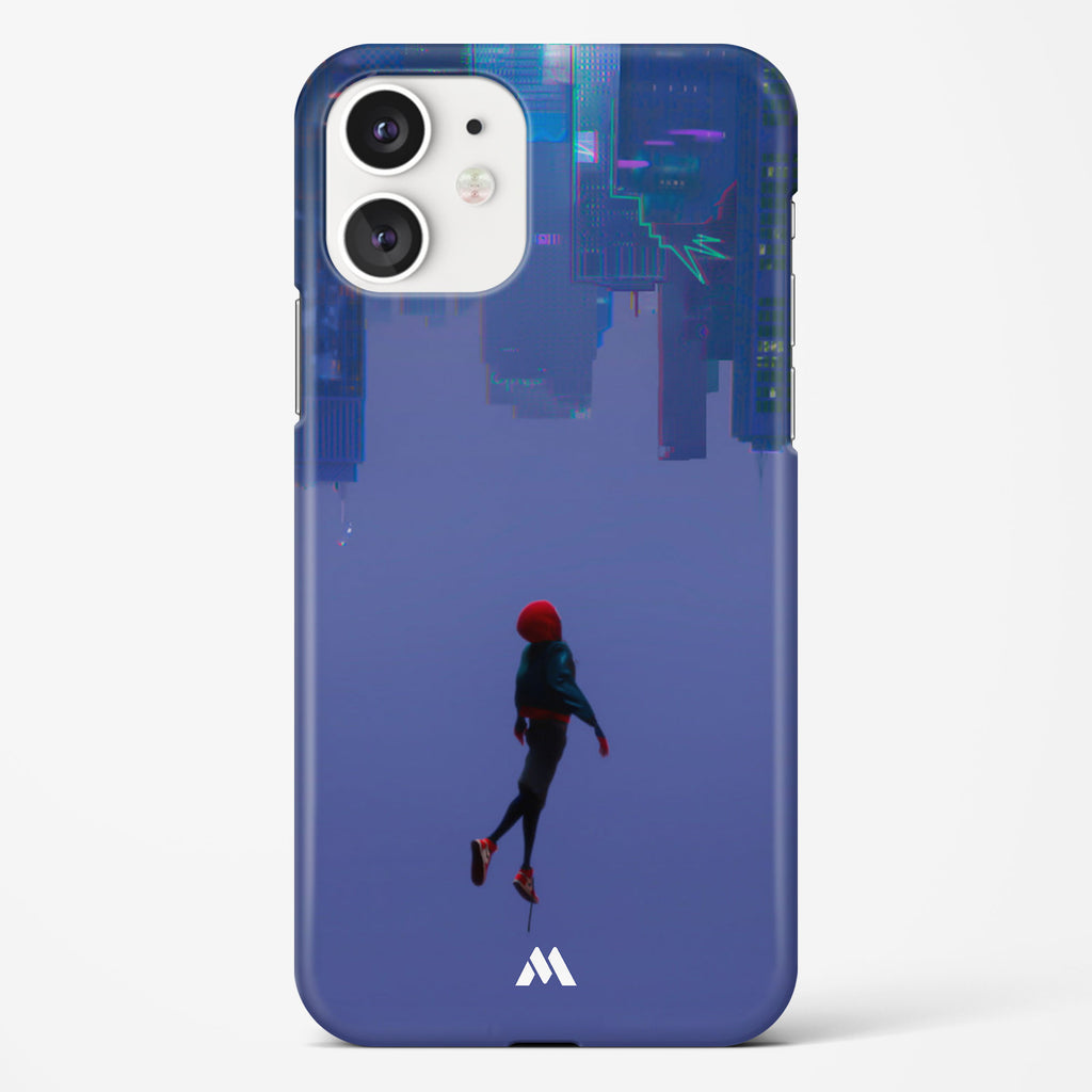 Into the Spiderverse Hard Case Phone Cover