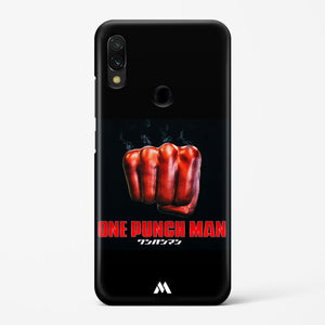 One Punch Man Hard Case Phone Cover
