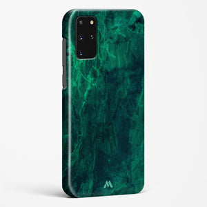 Marble Cosmos in Disarray Hard Case Phone Cover