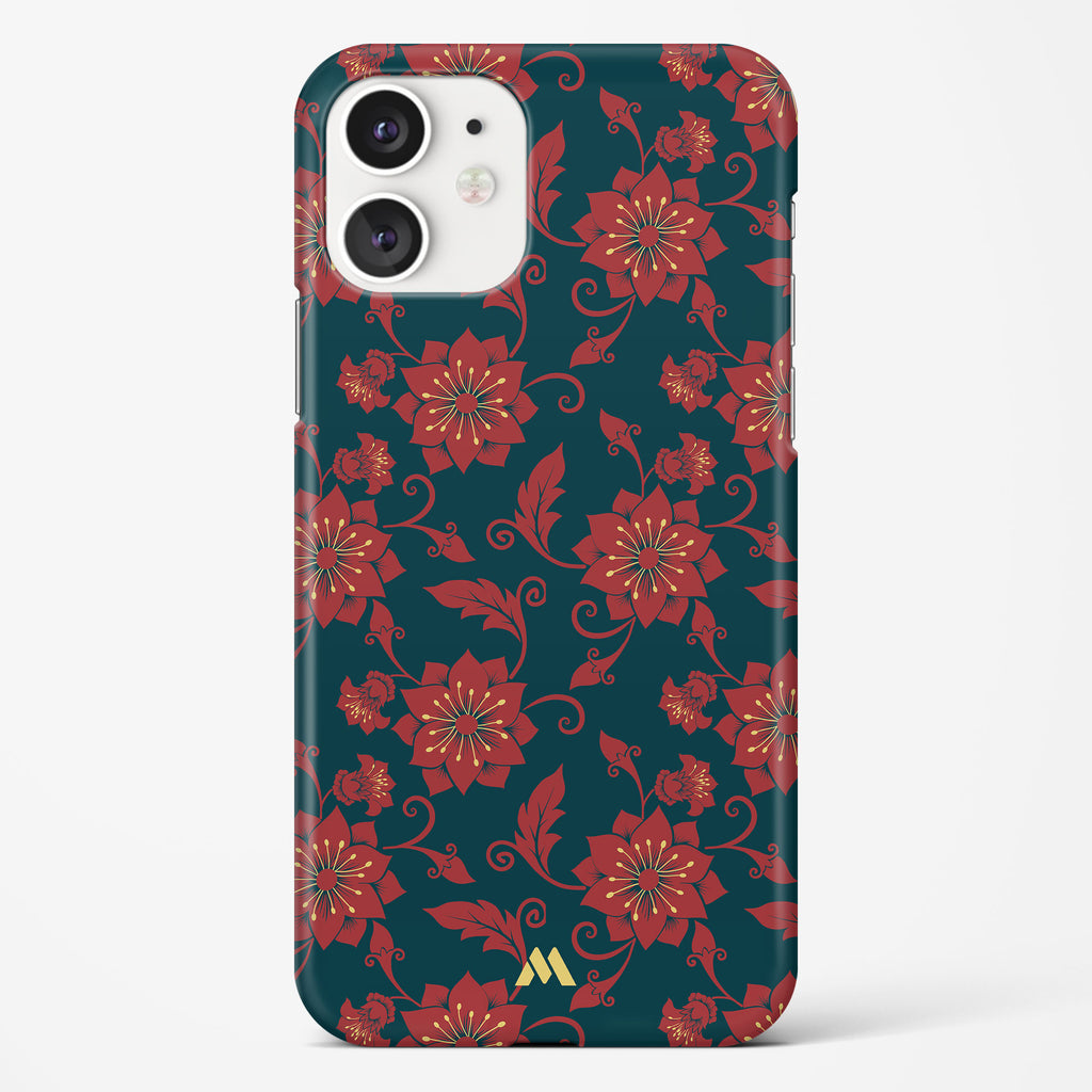 Daisies by the Creek Hard Case Phone Cover