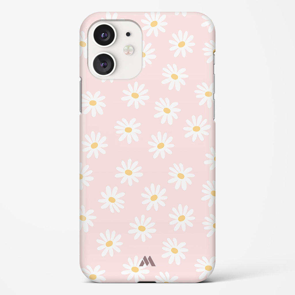 Magnolias on Lavender Hard Case Phone Cover