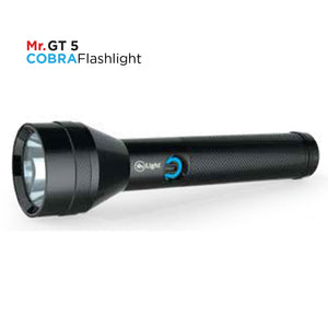 GT5 Rechargeable LED Flashlight from Mr Light