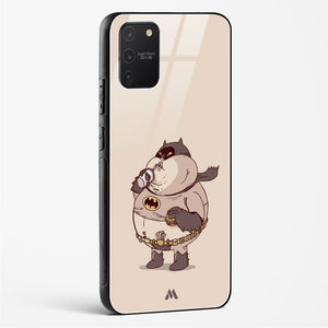 Fat Batman Glass Case Phone Cover