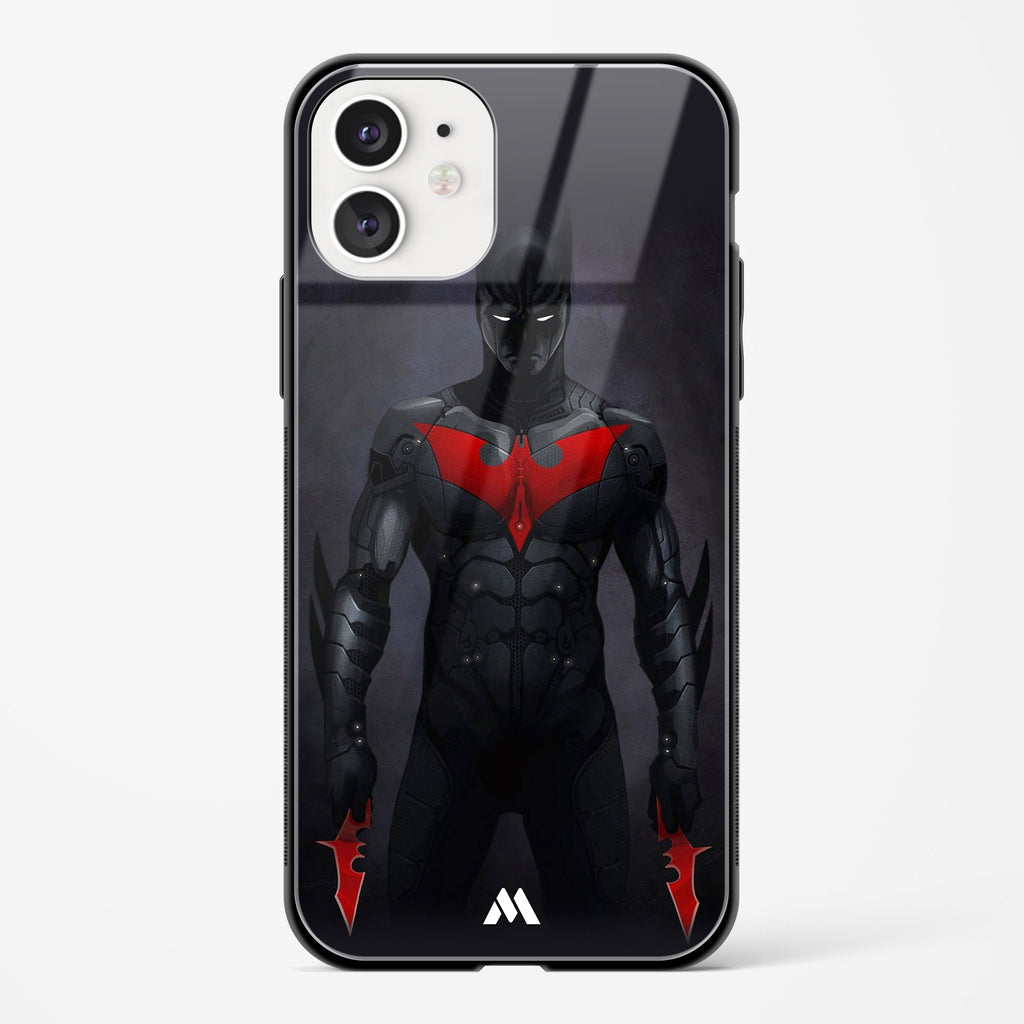 Batman Beyond   Shuriken Glass Case Phone Cover