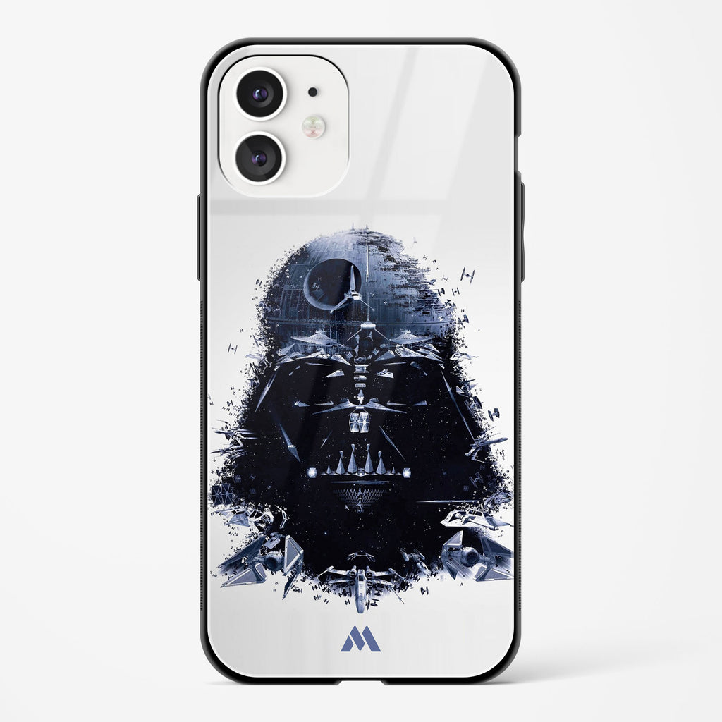 Tie Fighter Vader Glass Case Phone Cover