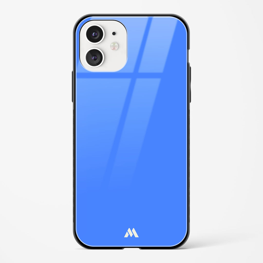 Royal Blues Glass Case Phone Cover