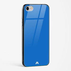 Cobalt Spruces Glass Case Phone Cover