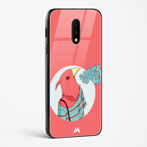 Twitterati Bird Glass Case Phone Cover