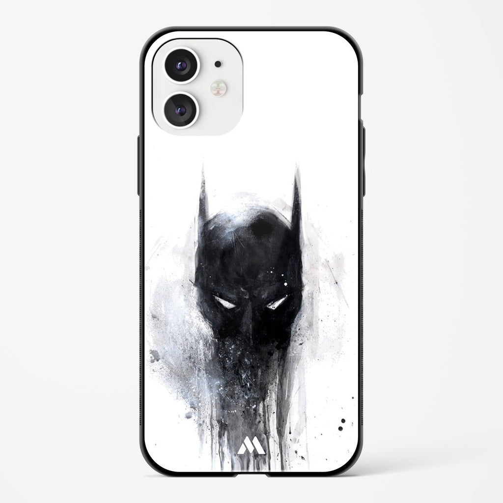 Batman Smoke and Mirrors Glass Case Phone Cover