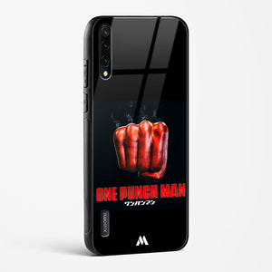 One Punch Man Glass Case Phone Cover