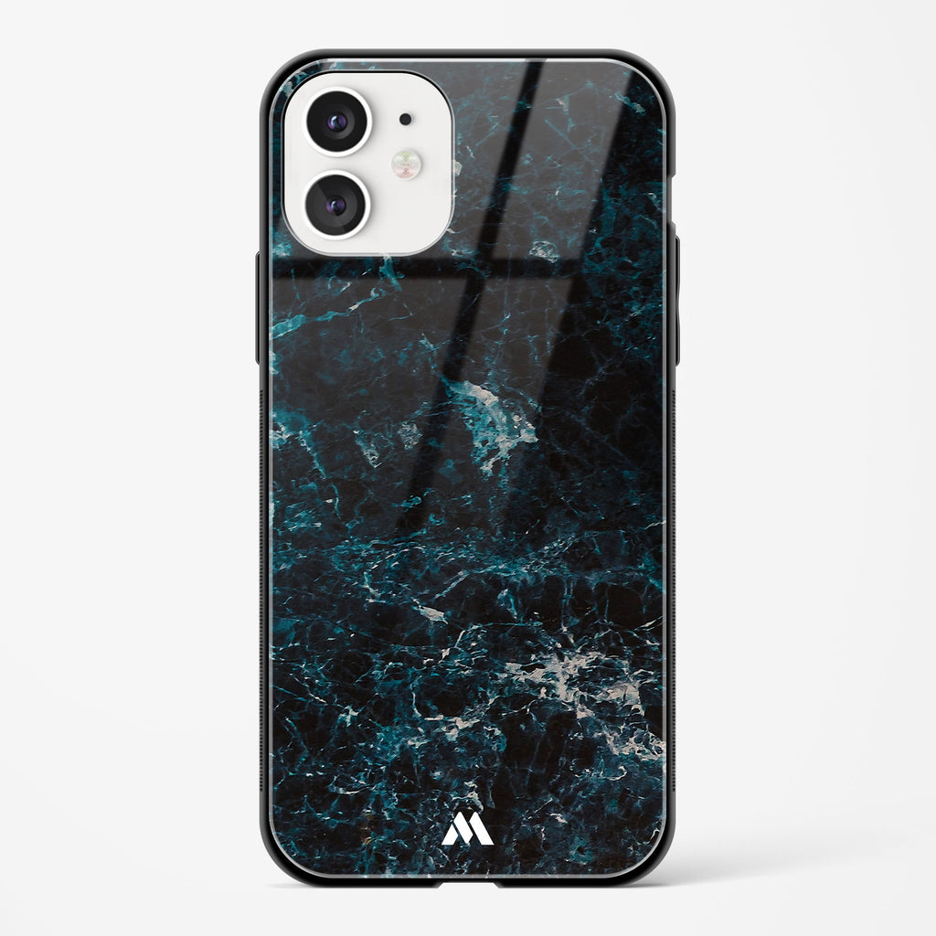 Wavefront by the Marble Cliffs Glass Case Phone Cover