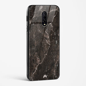 Oasis Brown Marble Glass Case Phone Cover