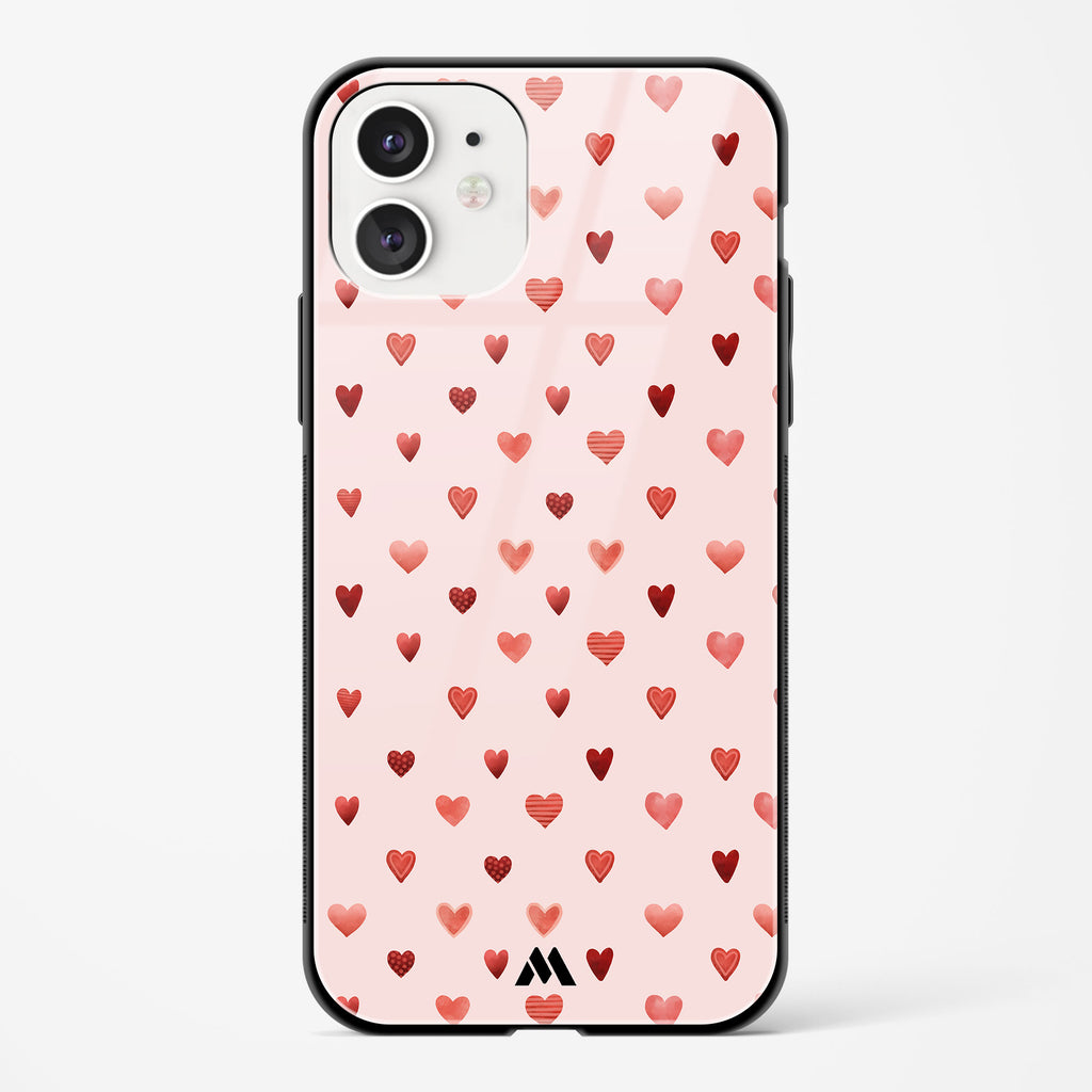 Hearts in Wonder Glass Case Phone Cover