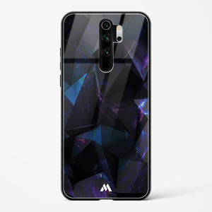 Nocturnal Origami Glass Case Phone Cover