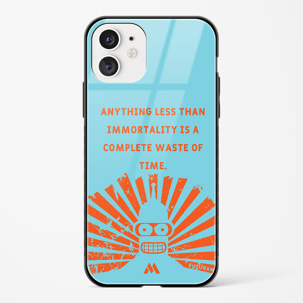 Futurama Bender Glass Case Phone Cover