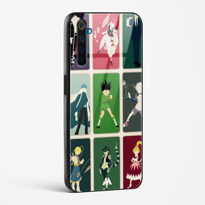 Hunter x Hunter Tarot Glass Case Phone Cover