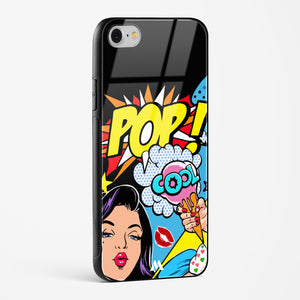 Cool Pop Culture Glass Case Phone Cover