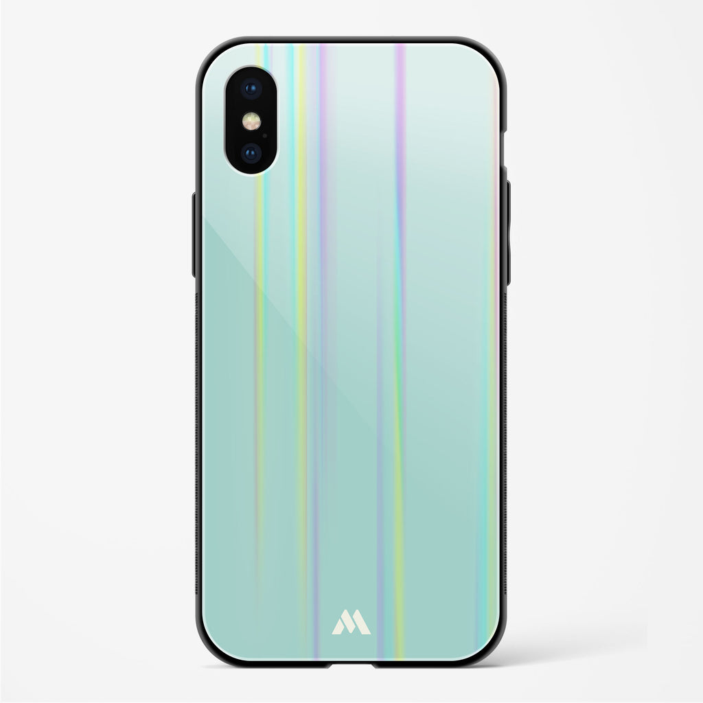 Sage Advice Holographic Glass Case Phone Cover