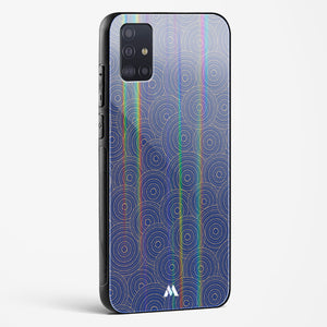 Mystic Runes for Amaterasu Holographic Glass Case Phone Cover