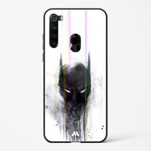 Batman Smoke and Mirrors Holographic Glass Case Phone Cover