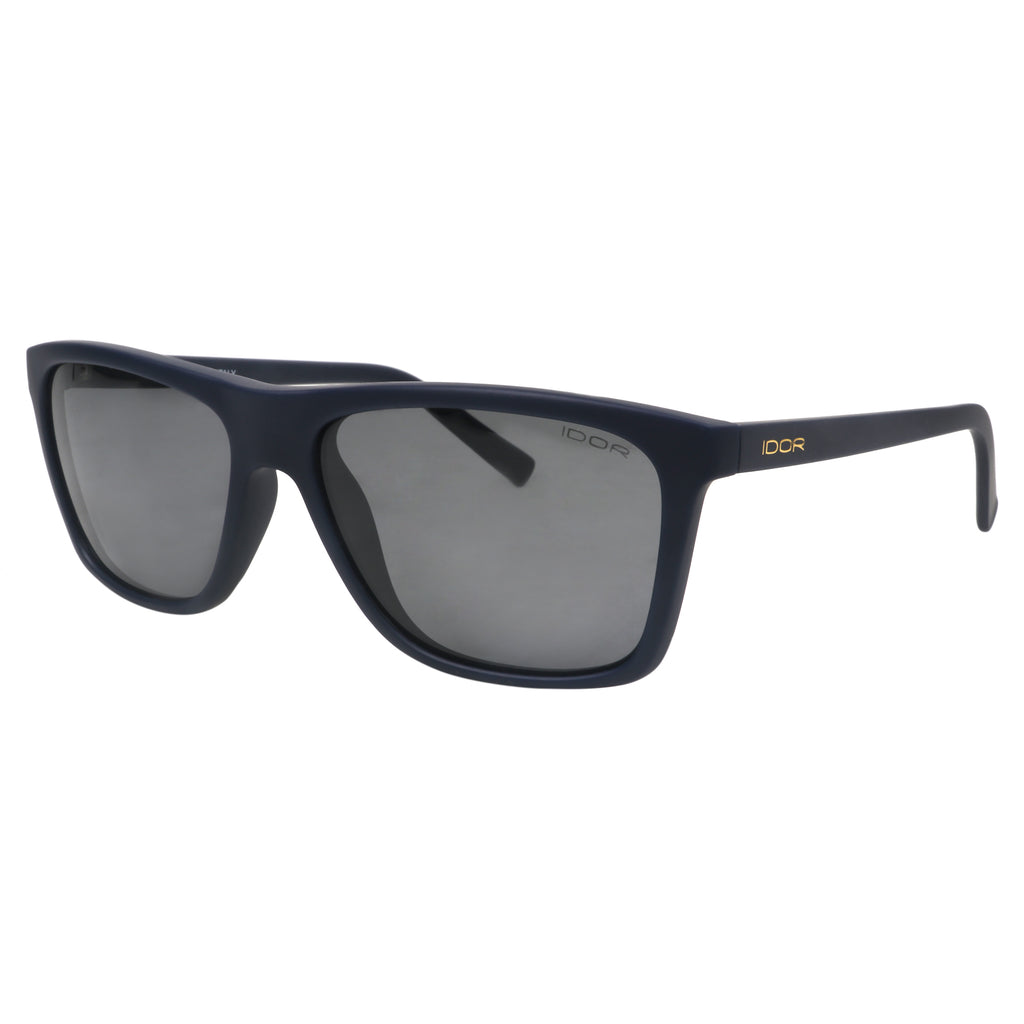 The Kingsman Wayfarers - Unisex Rectangular Black Sunglasses (ID5005 C5)