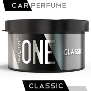 Involve Your Senses Organic Car Perfume (One Classic Fragrance)