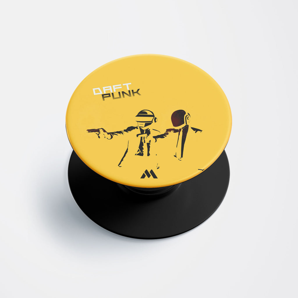 Pulp Fiction and Daft Punk Crossover Pop Holder