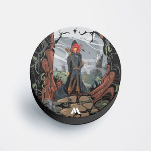Name of the Wind Kvothe Pop Holder