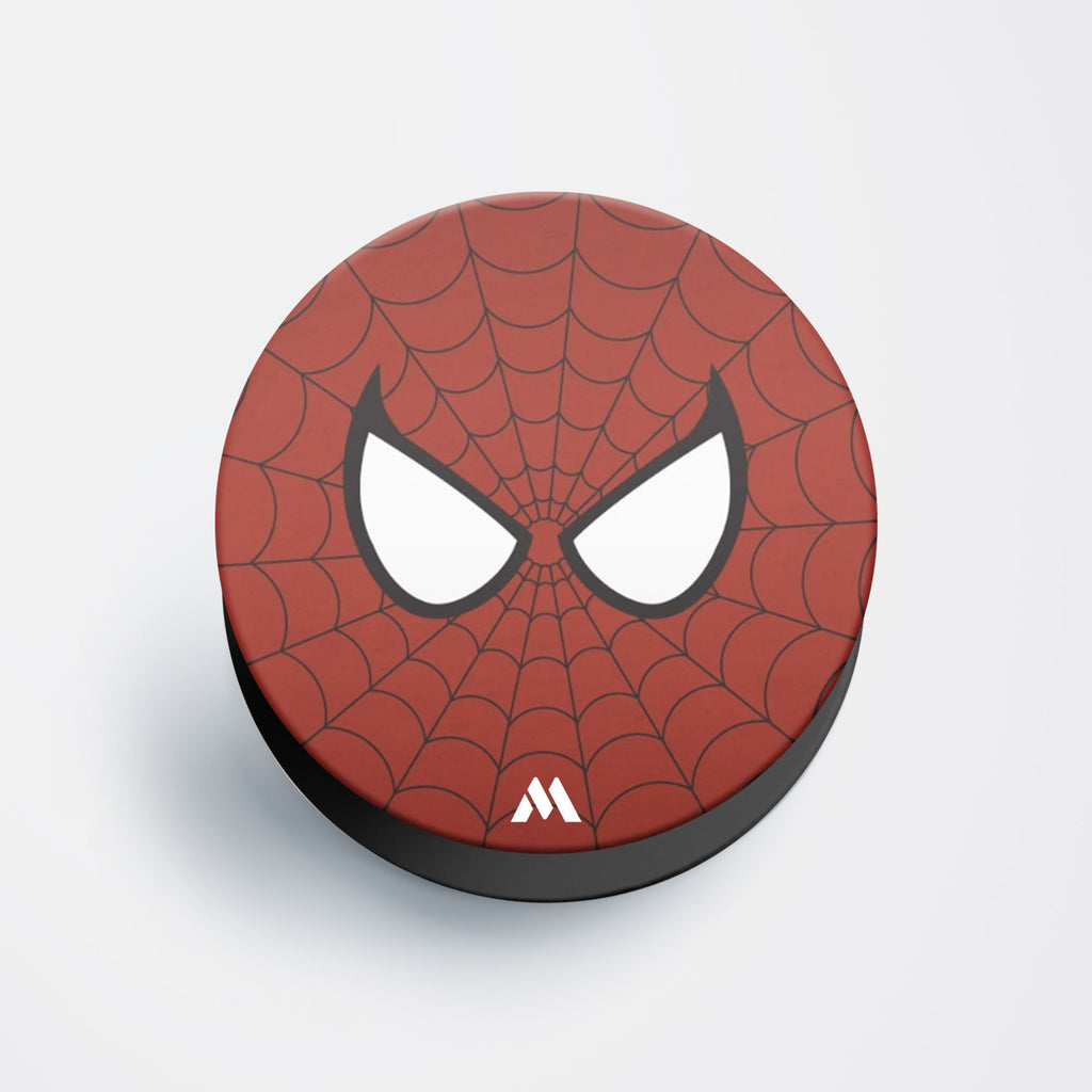 Spiderman-In-My-Web Pop Holder