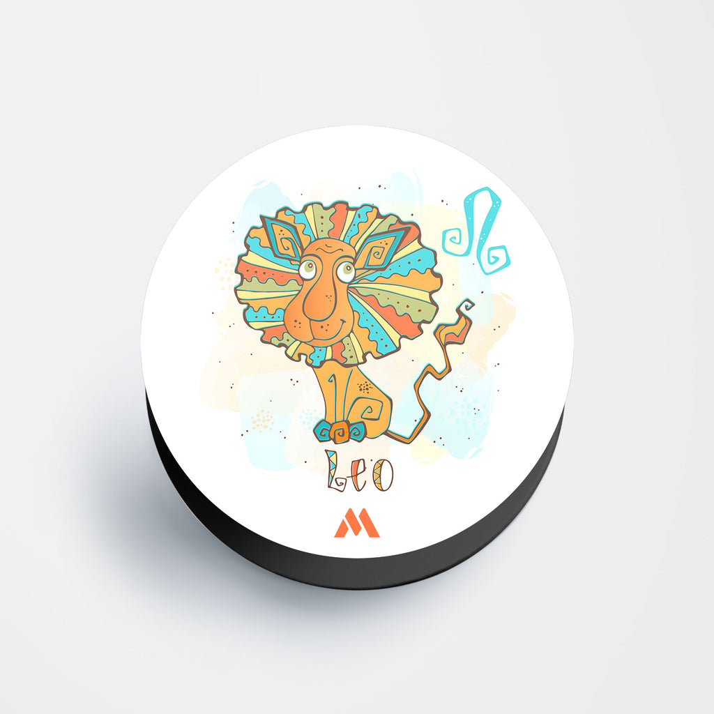Fun Star Sign Leo Pop Holder