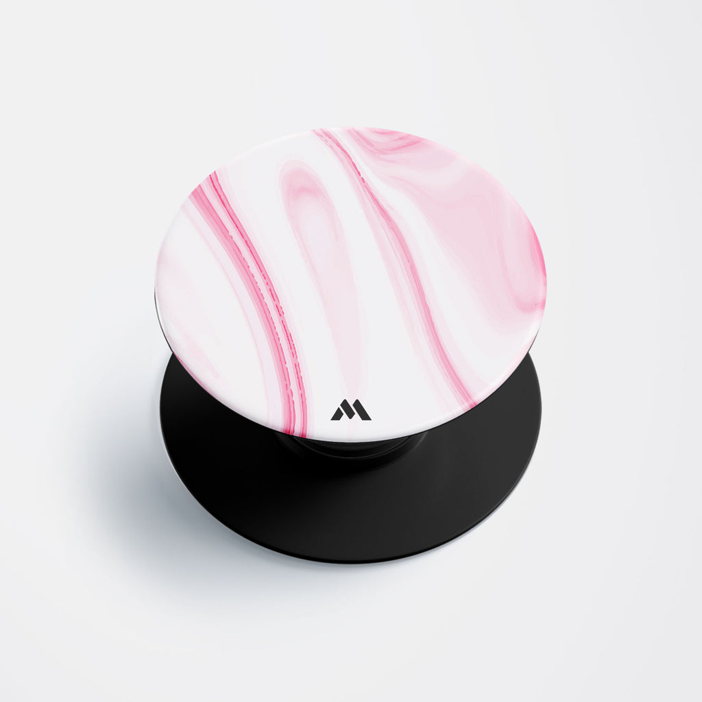 Cotton Candy Marble Pop Holder