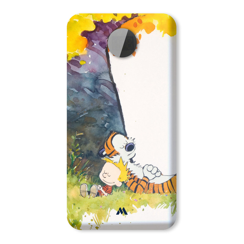 Calvin Hobbes Under Tree Designer Power Bank (10,000 mAH)