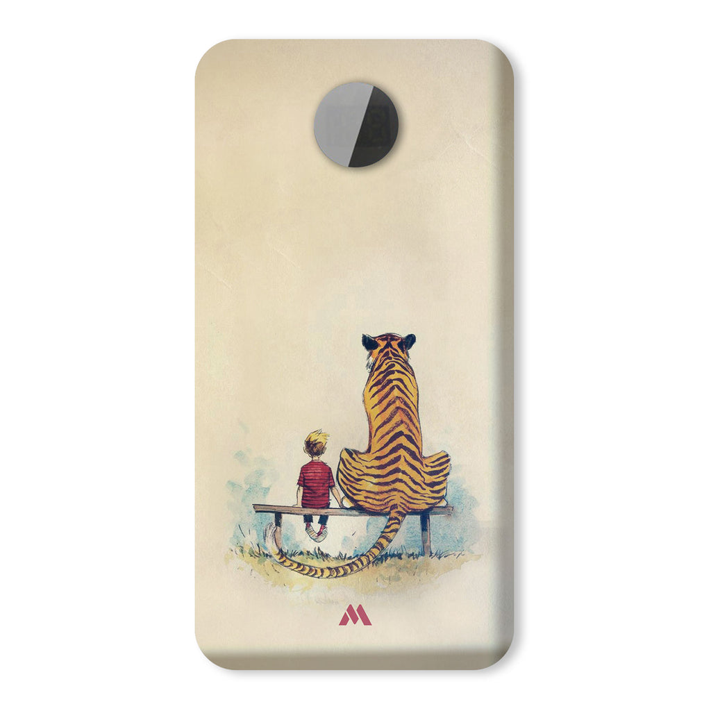 Calvin Hobbes Adolescence Designer Power Bank (10,000 mAH)
