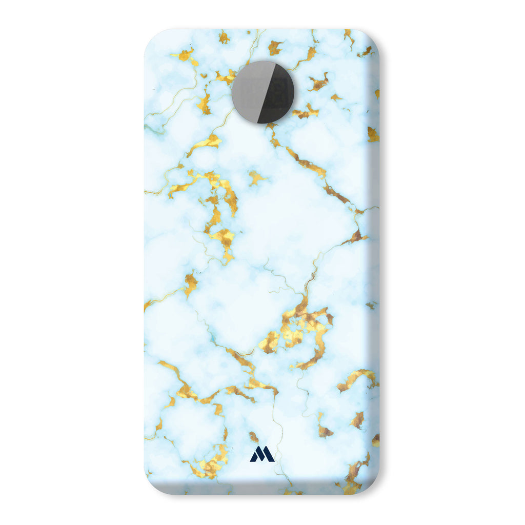 White Gold Marble Designer Power Bank (10,000 mAH)