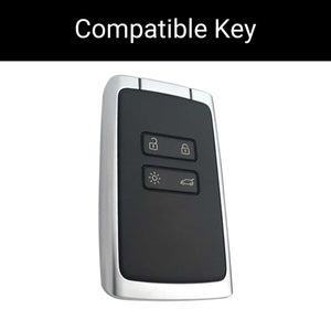 Renault Triber Smart Card Premium Silicone Key Cover