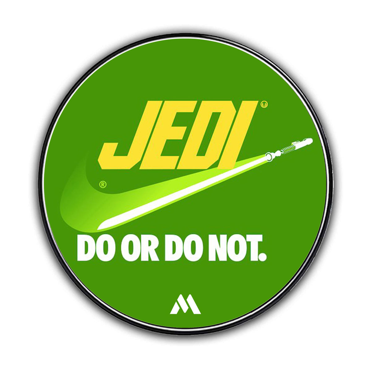 Jedi Do or Do Not Designer Wireless Charger Pro