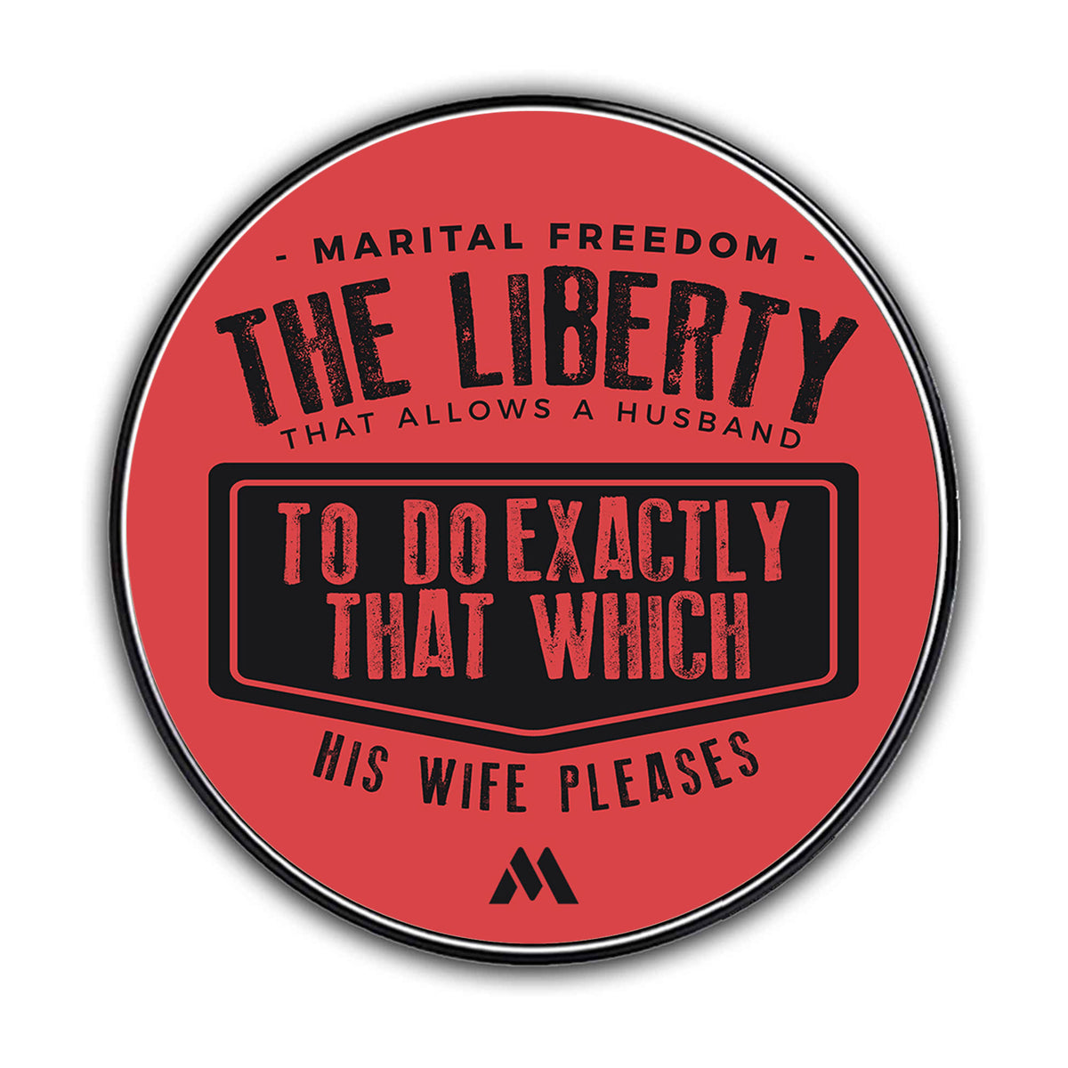 Marital Freedom Designer Wireless Charger Pro